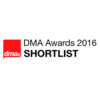 DMA Best Use of Search 2016 Shortlist