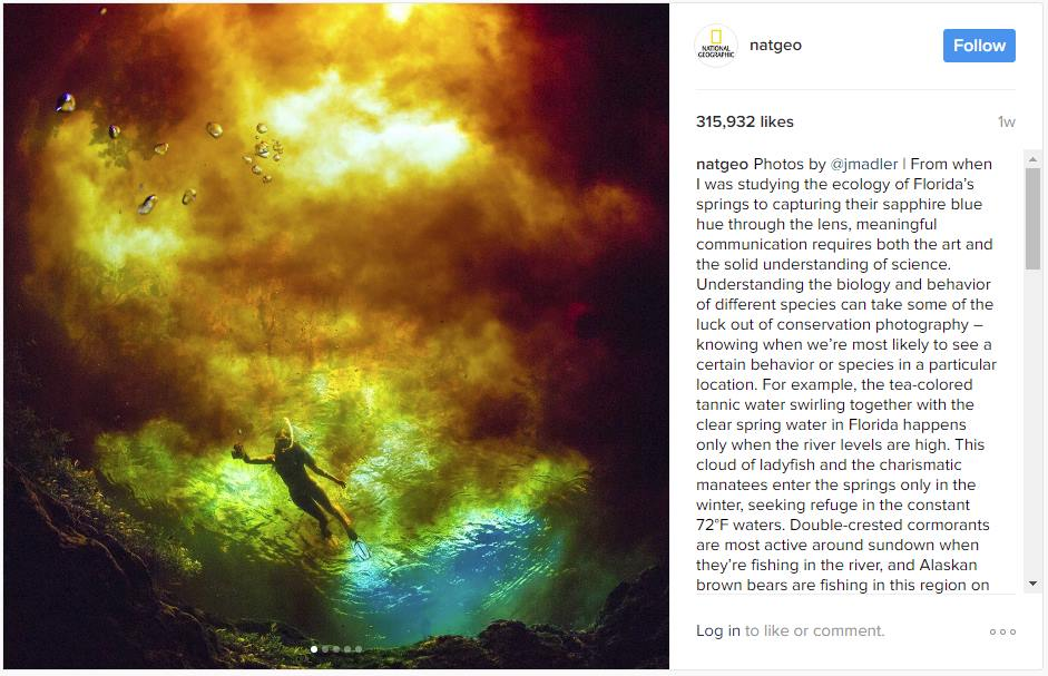 Instagram Slideshow Posts Guide - National Geographic