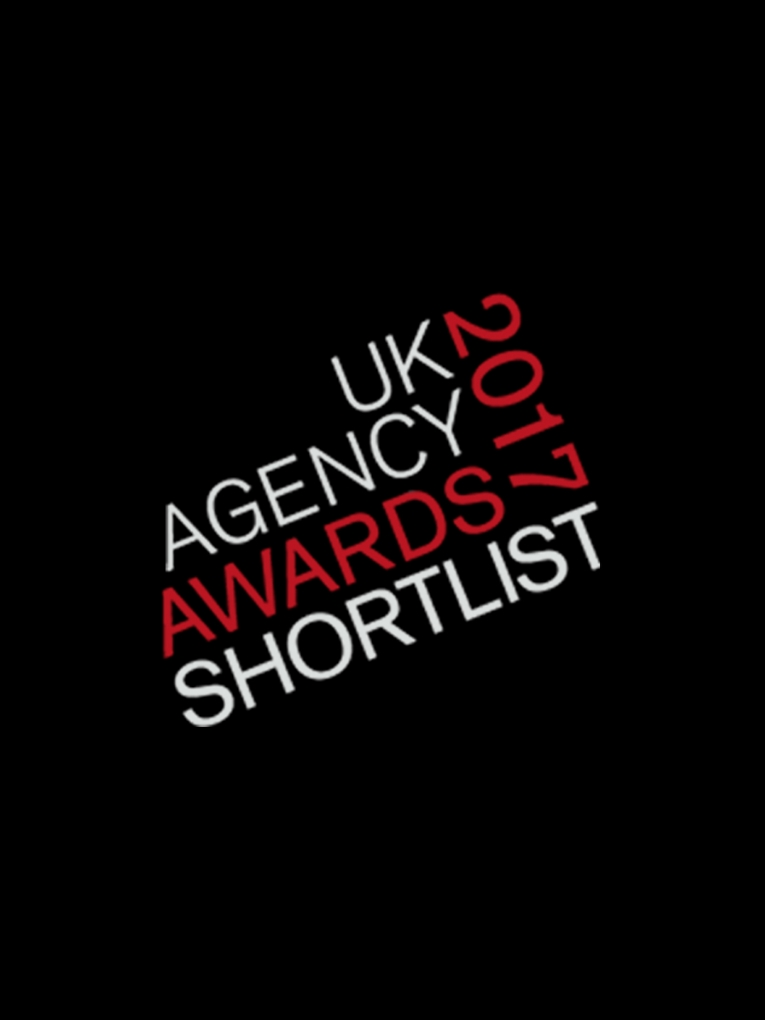 UK Agency Awards 2017 Shortlist Feature
