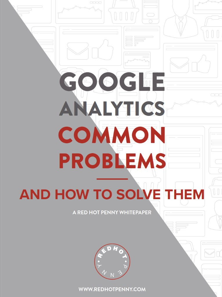 Google Analytics Common Problems Whitepaper Feature