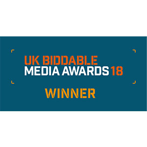 Paid Social Campaign of the Year 2018 Winner