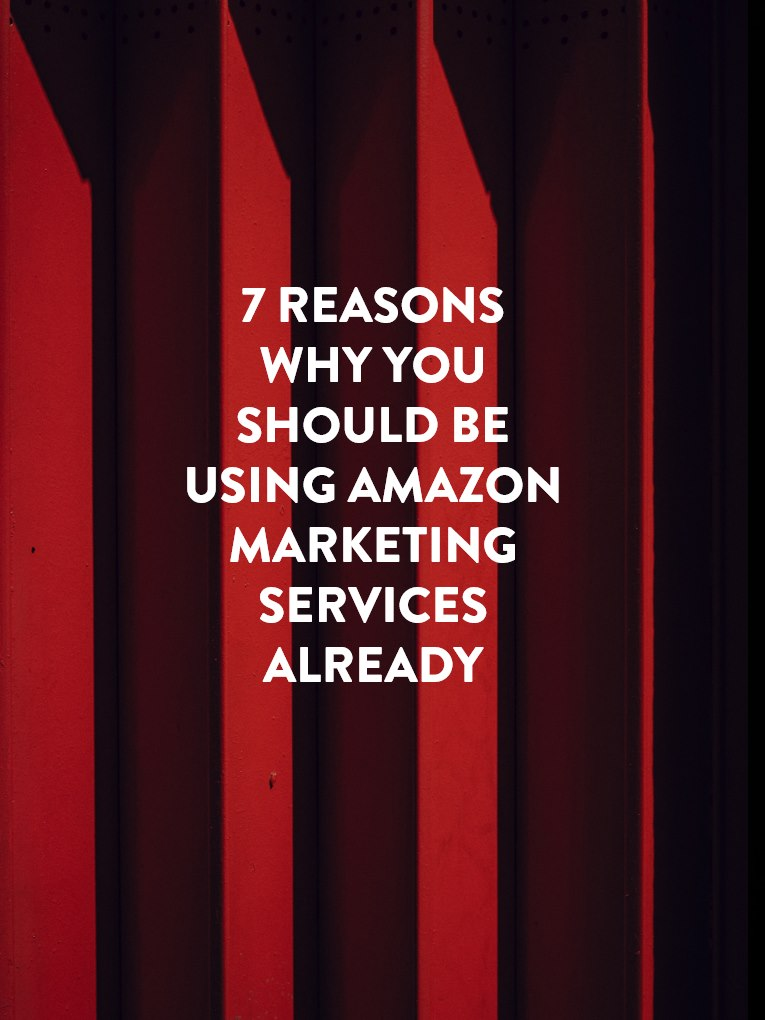 Amazon Marketing Services Feature