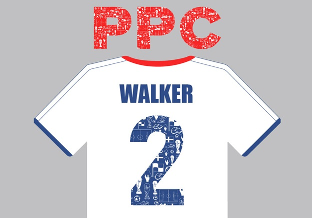 England Football Team Marketing Channels - 2 Kyle Walker PPC