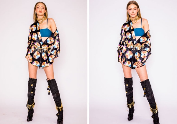 Cross-brand collaborations Feature 1 Moschino x HM