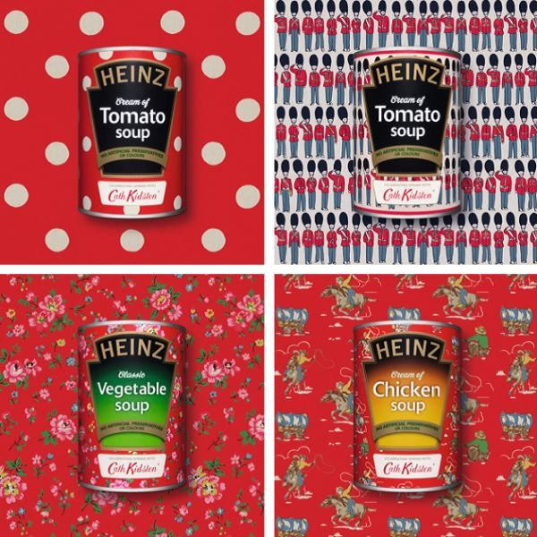 Cross-brand collaborations Feature 4 Cath Kidston Heinz