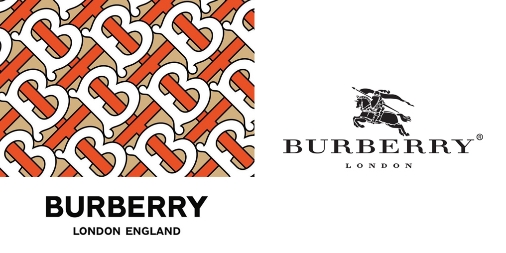 5 Rebrands - Burberry New Logos