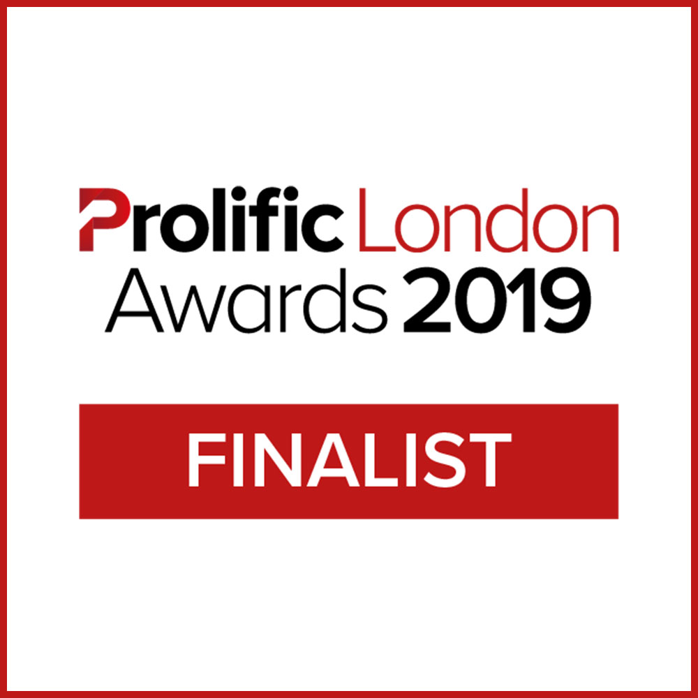 B2C Marketing Campaign of the Year 2019 Finalist
